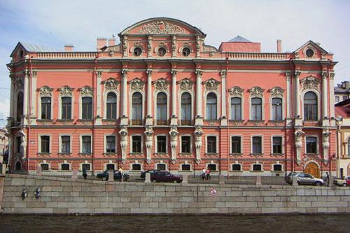 Дворцы Петербурга