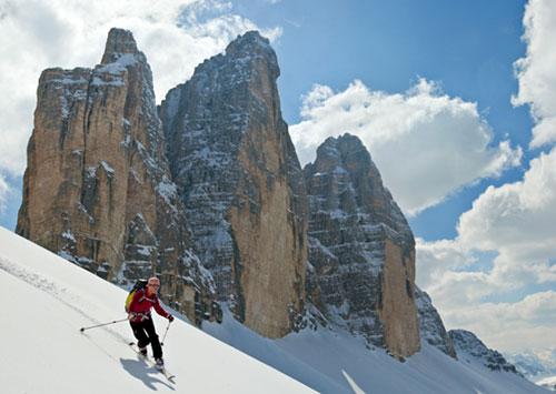 10 лучших лыжных курортов в мире