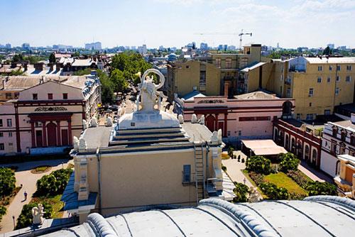 Красивые фотографии Одессы с высоты
