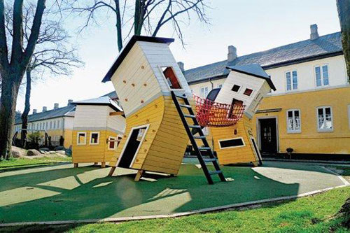 фотографии детских спортивных площадок