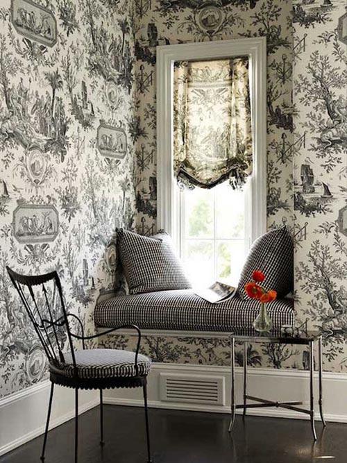30 красивых мест отдыха у окна (часть 1)
