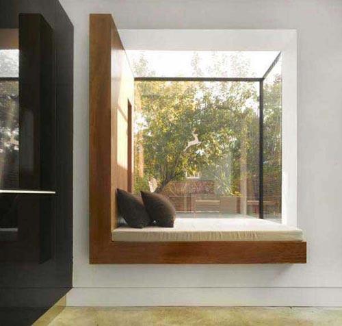 30 красивых мест отдыха у окна