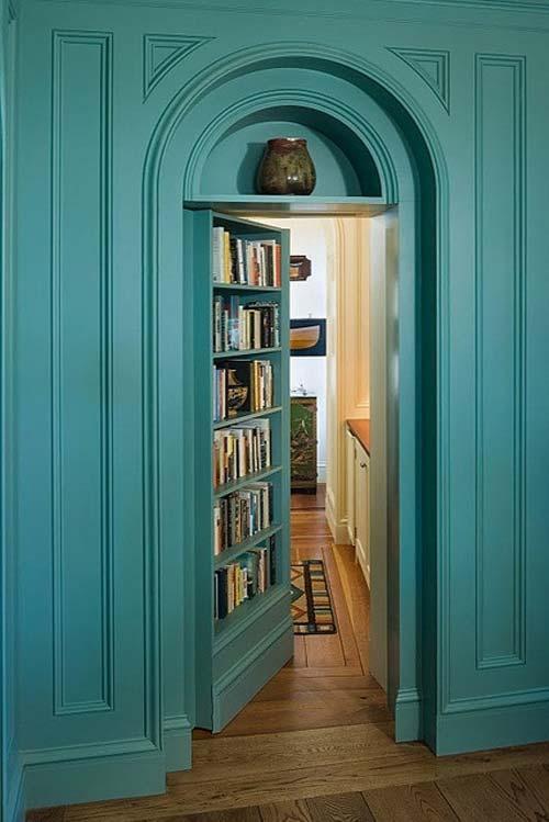 Необычные двери