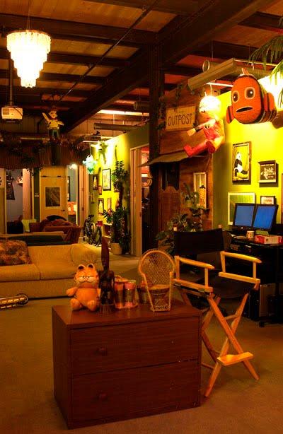 Офис Pixar Animation Studios