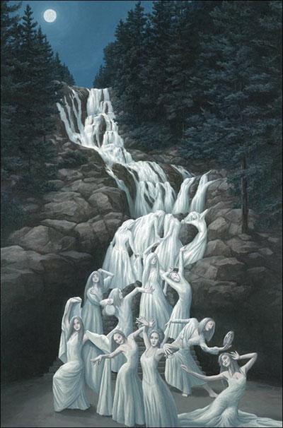 Сюрреалистичные картины Роба Гонсалвеса