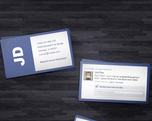Подборка новых креативных визиток