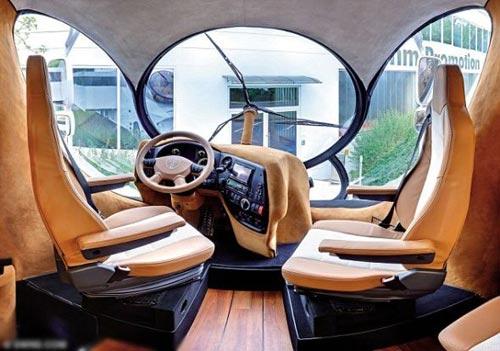 Самый дорогой дом на колесах в мире