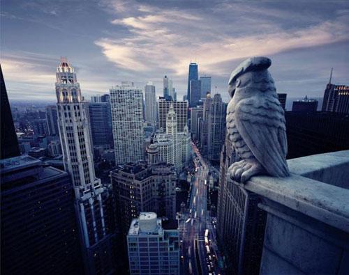 Прекрасные фотоманипуляции Андрика Льюбодрага