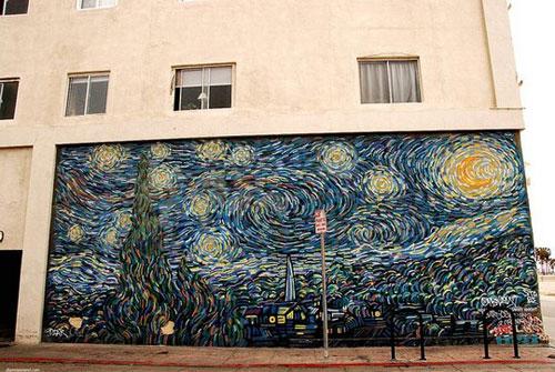 Самые интересные фотографии уличного Art'a