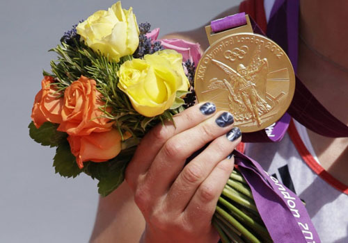 Красивые фото Лондонских Олимпийских Игр 2012