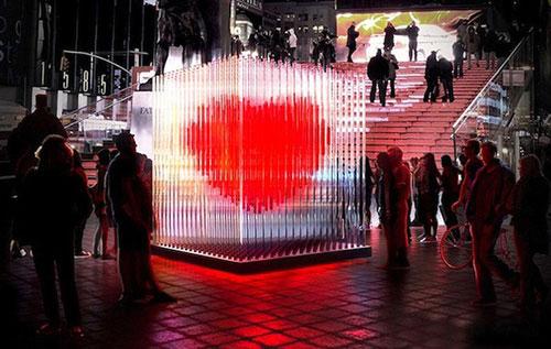 Прекрасные вдохновляющие инсталляции