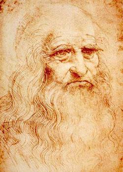 Леонардо да Винчи - человек-головоломка