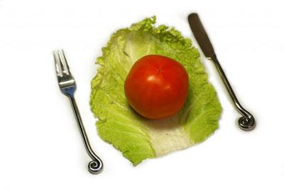 Меньше ешь - дольше живешь!