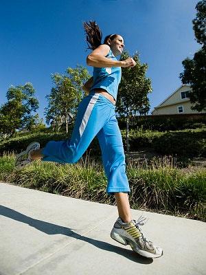 Про пользу бега и организацию тренировки