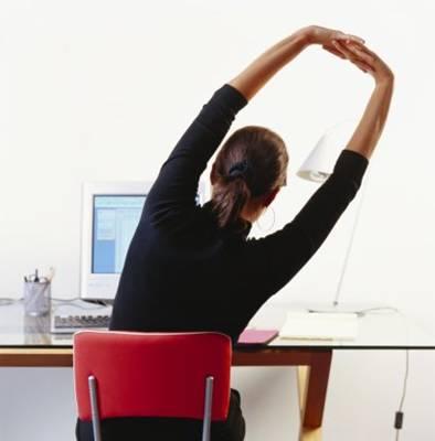 25 способов сохранить здоровье на работе