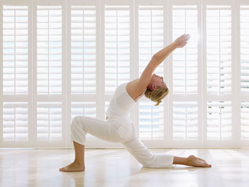 Йога: модно и здорово