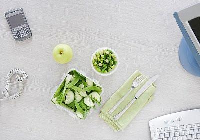 Здоровый образ жизни в офисе?