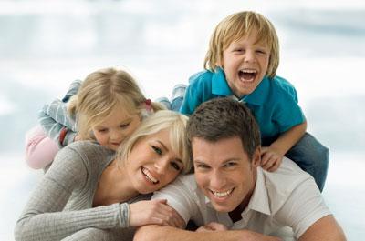 Как быть счастливым родителем