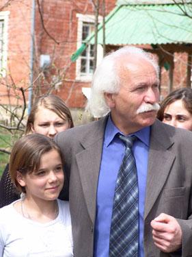 Михаил Щетинин и его школа