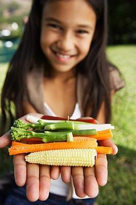 Вегетарианское питание для подростков