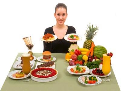 Зачем отказываться от привычной еды?