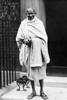 10 основных принципов изменения мира Махатмы Ганди