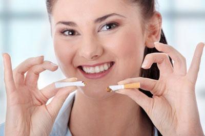 Как бросить курить и при этом не поправиться?