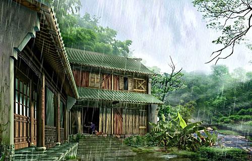 Чем заняться в дождливую погоду дома