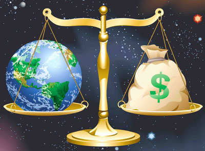 Деньги - самая глобальная Игра
