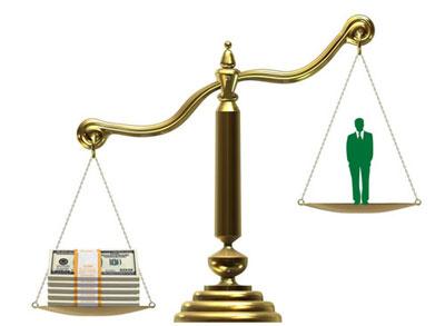Что важнее: деньги или душевное состояние
