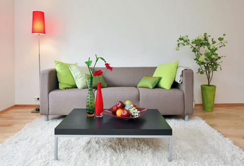 Дизайн и мебель для гостиной