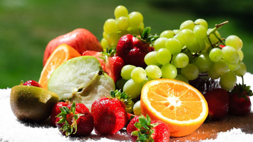Характер  по фруктам