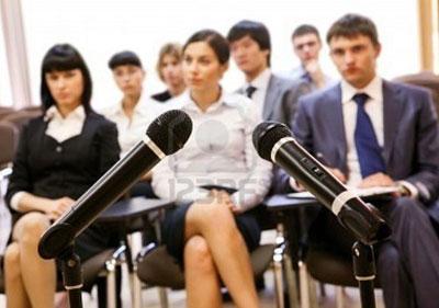 Как научиться выступать перед аудиторией