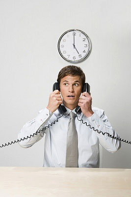 Действительно ли вы настолько заняты, как считаете?