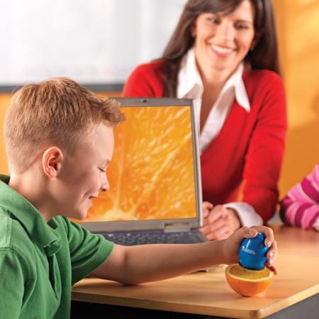 Портативный USB-микроскоп для ребенка