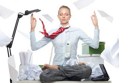 Причины стресса и как его снять
