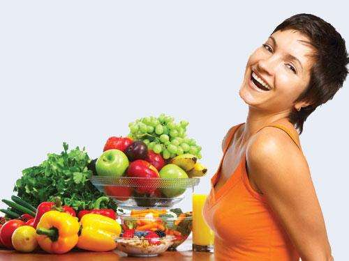 Продукты для красоты и здоровья