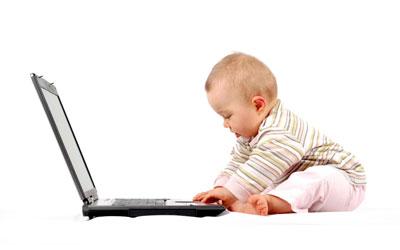 Развлечение для детей в интернете есть