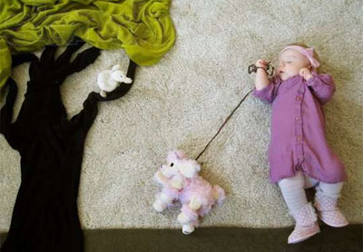 С заботой о ребенке – видеоняня с записью