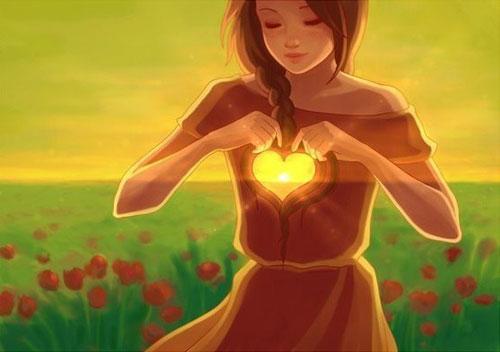 Слушай пространство своим сердцем