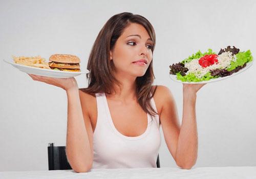 Вы бессильны перед едой?