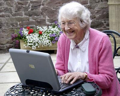 Жизнь полная радости до самой старости