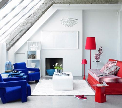 Креативная мебель для гостиной