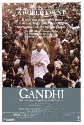 Ганди / Gandhi - смотреть онлайн и скачать бесплатно