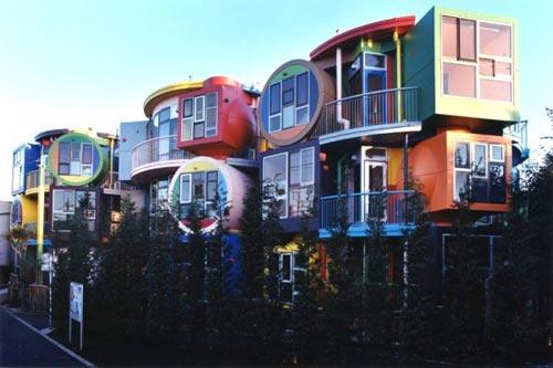 10 необычных домов