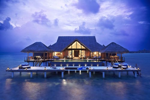 Taj Exotica Resort & Spa на Мальдивах