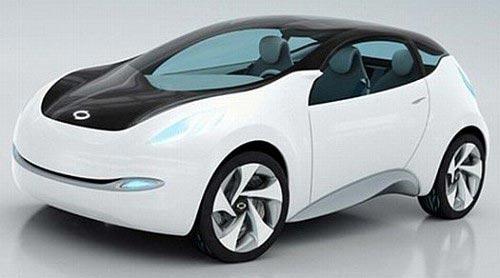 55 самых красивых машин будущего