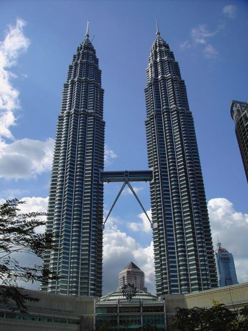 10 самых высоких зданий в мире 2011/2012