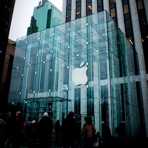 10 лучших магазинов Apple Stores