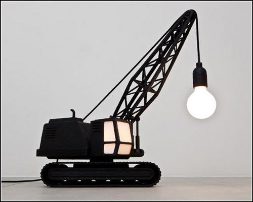 Обзор дизайнерских светильников